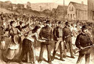 Mining Strike