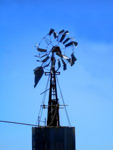 Oatman Highway Windmill