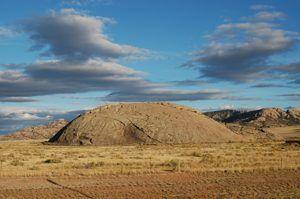 Independence Rock, Wyoming