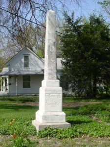 Osawatomie Soldiers Memorial