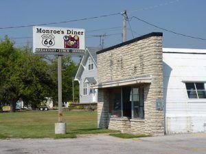 Monroe's Diner, Pacific, Missouri