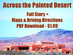 Across the Painted Desert Digital Download - $1.99
