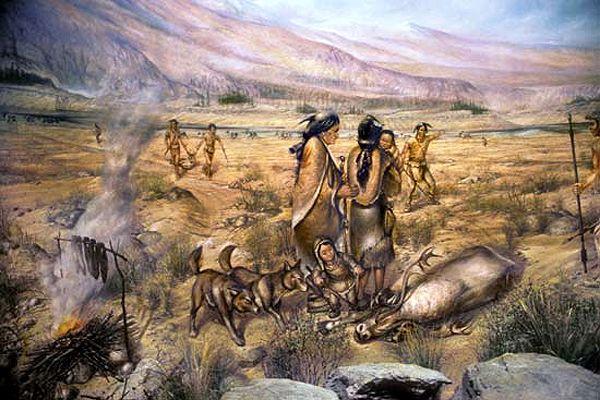 Paleo Indian People