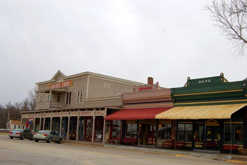 Paxico, Kansas