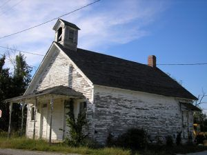 Old School in Phelps, Missouri