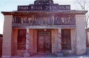 Pinos Altos, New Mexico