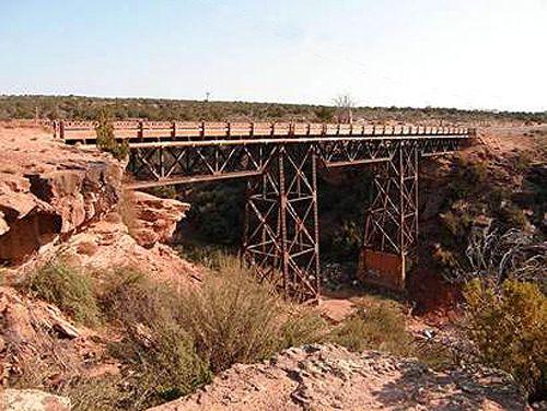 Querino Canyon Bridge