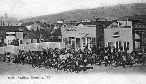 Rawlins Wyoming 1891