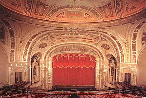 Rialto auditorium