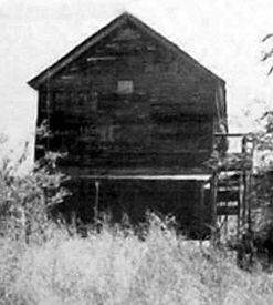 Rugglesville, Oklahoma building