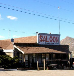 Santa Fe Saloon Goldfield, NM