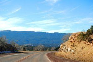 Sedillo Hill, New Mexico
