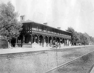 Old Harvey House, Seligman, Arizona