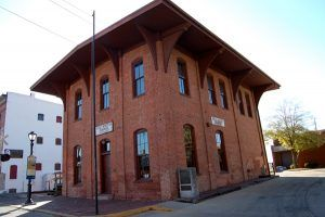 Springfield Lincoln Depot