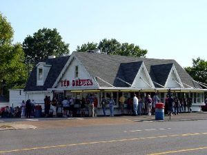 Ted Drewes in St. Louis, Missouri