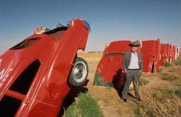 The Cadillac Ranch Quirky Amarillo Legends Of America