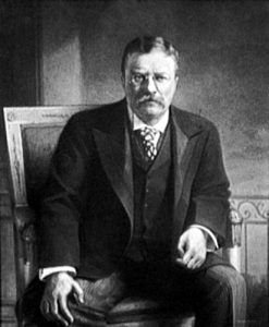 Theodore Roosevelt, 1905