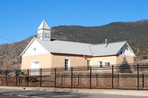Tijeras, New Mexico Church