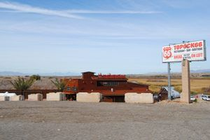 Route 66 Restaurant, Topock, Arizona