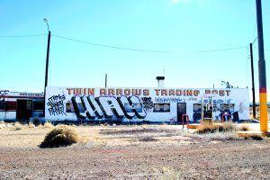 Twin Arrows, Arizona