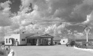 Two Guns Station
