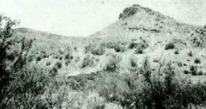 Victorio Peak, New Mexico
