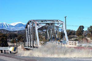 Walnut Canyon Bridge, Winona, Arizona