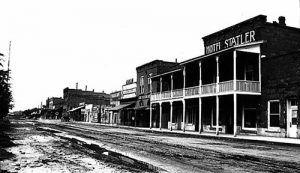 Vintage Winslow, Arizona