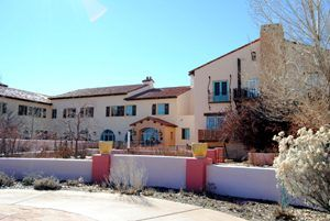 La Posada Hotel, Winslow, Arizona