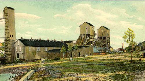Yellow Dog Mine, Webb City, Missouri