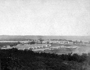 Fort Leavenworth, 1867