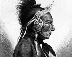 Osage Warrior