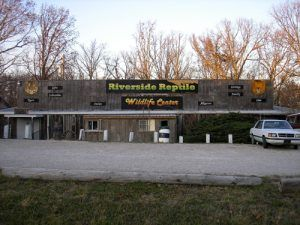 Riverside Reptile Ranch, Stanton, Missouri