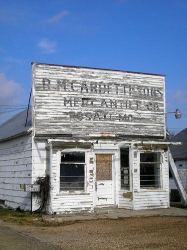 Old Rosati, Missouri Store by Kathy Weiser-Alexander.