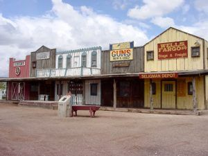 Seligman Old West Town