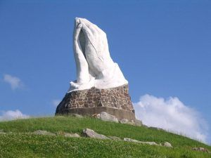Praying Hands, Webb City, Missouri