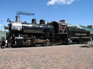 Grand Canyon Railroad, Williams, Arizona by Dave Alexander.