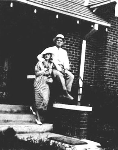 Ace and Elizabeth Borger