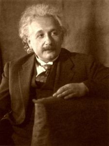 Albert Einstein, Doris Ulmann, 1931