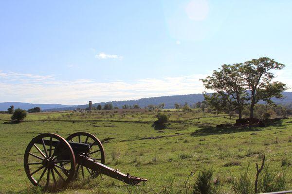 Antietam Battlefield Today