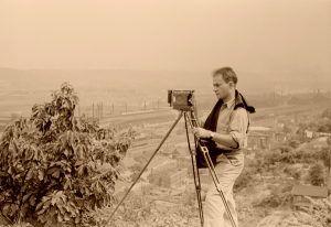 Arthur Rothstein, FSA photographer, 1938.
