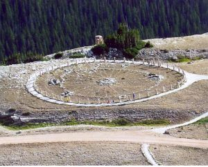 Bighorn Medicine Wheel courtesy Wikipedia