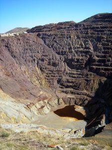 Bisbee, AZ - The Lavender Pit Mine