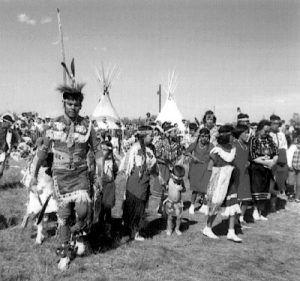 Blackfoot Dance