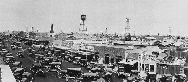 Borger, Texas 1927
