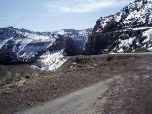 Castle Gate, Utah courtesy Wikipedia