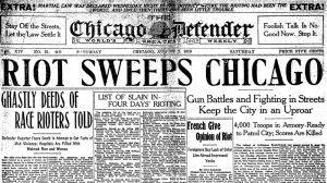 Chicago Riot, 1919