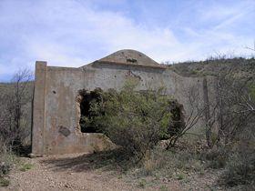Courtland, AZ Jail