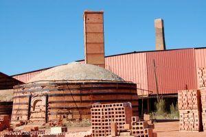 DHanis TX Brick Yard