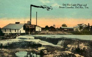 Del Rio Light Plant and Steam Laundry